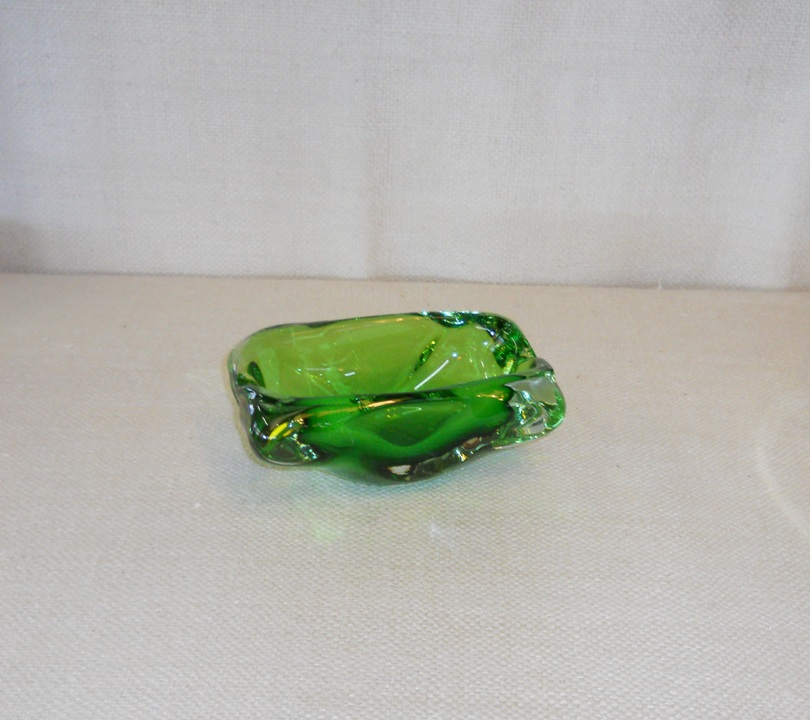 Murano Cased Ashtray
