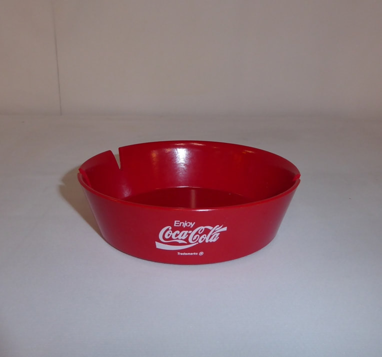Enjoy Coca Cola Ashtray