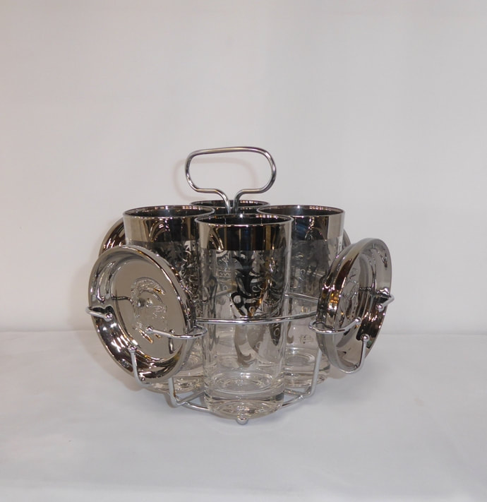 Kimiko Guardian glass caddy
