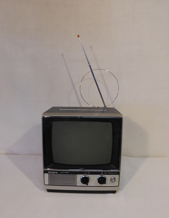 Sony B&W Solid State TV