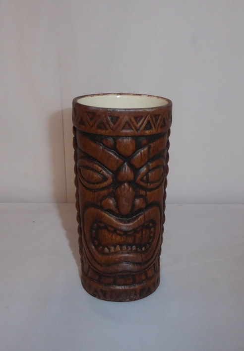 Tiki Mug by Treasure Craft