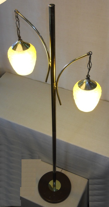 Hanging Pole Lamp