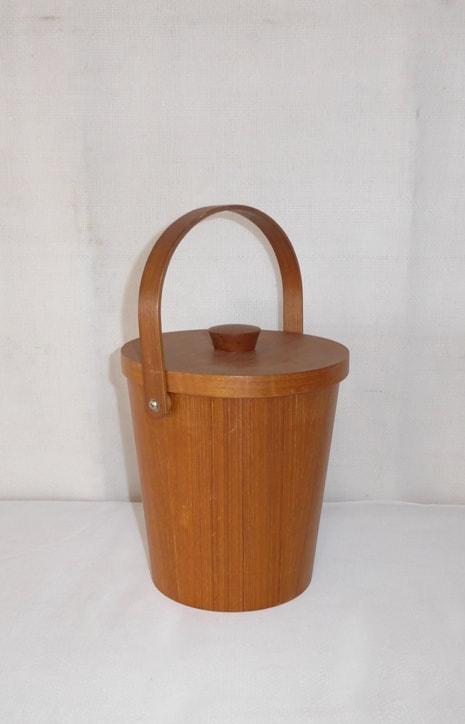 Viking Teak Ice Bucket Japan
